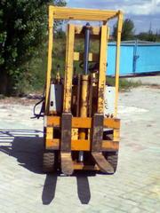 Электропогрузчик вилочный EW-687