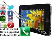 планшетный телефон  VIA WM8650
