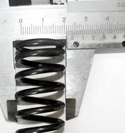 Пружины для  пневматической винтовки Haenel Suhl mod.311. Зуль 311. Изготовить пружины