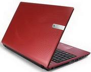 Продам НОВЫЙ двухядерный ноутбук Acer Gateway NV-77H18U 17.3