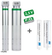 Батареечная-/Аккумуляторная рукоятка F.O.  для клинка (KaWe)