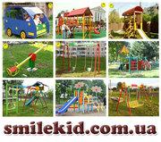 Ігрові комплекси і дитячі майданчики від виробника,  дитячі городки