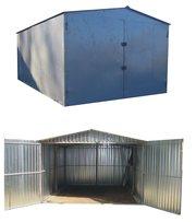 металевий гараж