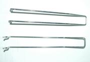 Крючки для стеллажей металлические б/у по очень выгодной цене