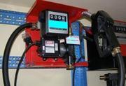 Минизаправки и комплектующие(насосы, счетчики) для перекачки топлива