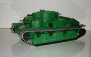 Модель танка Т-28