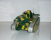 Модель танка ручної роботи В1bis,  Франція 1935