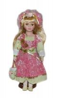 Кукла фарфоровая 40 см