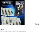 Качественные стальные наконечники для тату машинки по доступной цене