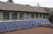 Cезонные солнечные коллектора