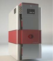 Топим покрышками!!! Пиролизный котел-утилизатор EkoProfit 98 кВт