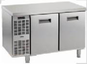 Продам двухдверный холодильный стол бу Zanussi  для кафе