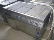 Продам плиту 6 конфорочную с духовкой Kogast ES-T67/1 бу для кафе