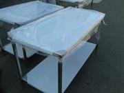 Продам мебель из нержавеющей стали для кухни
