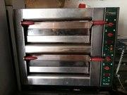 Продам печь для пиццы Cuppone TH430/2D бу для кафе