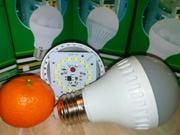 Світлодіодна лампа - перший крок до економії!
