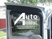 Заднее стекло (распашонка левая) без электрообогрева на Fiat Doblo 200
