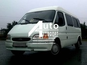 Тонировка автостекла на Ford Transit (1986-2003) (VE6,  VE64,  VE83) (Фо