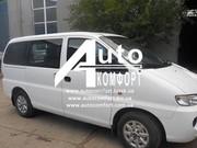 Тонировка автостекла на Hyundai H-1 I (H-200) (97-07) (Хюндай H-1 I (H