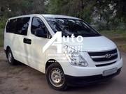 Установка (врезка) автостекла на Hyundai H-1 II (H-300) (08-) (Хюндай