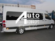 Тонировка автостекол на Mercedes-Benz Sprinter (06-),  Volkswagen Craft