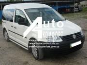 Тонировка автостекол на автомобиль VW Caddy (04-) (Фольксваген Кадди 0