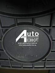 Коврики резиновые на Volkswagen Transporter T5