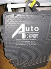 Коврики резиновые на FIAT DOBLO 2000- (Фиат Добло 00-)