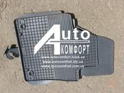 Коврики резиновые на Volkswagen Caddy