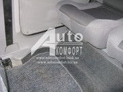 Автомобильные коврики из ковролина – индивидуальный заказ