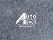 Ковролин автомобильный на резиновой основе (серый)