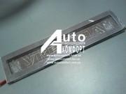 «Украина» – надпись-подсветка на панель автомобиля