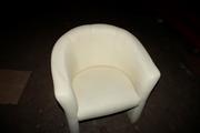 Продам кресла бежевые из кожзама бу в отличном состоянии для кафе