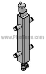 Гидрострелки и коллекторы распределения для систем отопления от произв