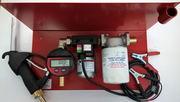 Мини-колонка 12 Вольт 40л/мин для перекачки дизтоплива, Ecokit.Гарантия