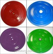Диск здоровья металлический Boxer для коррекции фигуры ( диск вращения
