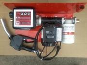 Лічильники палива-витратоміри,  механічні та електронні,  європ.вир-цтво