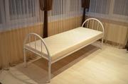 Кровати металлические,  двухъярусные кровати,  односпальная кровать,  кро