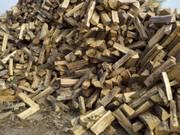 Дрова колотые Луцк для камина,  мангала,  котла,  бани Доставка
