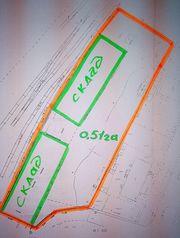 Земельный участок со складскими помещениями