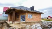 Новозбудований цегляний будинок у Луцьку