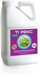 Фунгіцид Ті Рекс - комплексний захист зернових