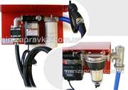 Для заправки грузовых авто дизТопливом  миниКолонка 70л/мин ADAM PUMPS