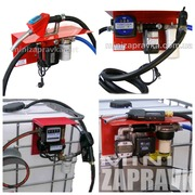 Заправочные модули для перекачки дизтоплива, бензина, масел, adblue