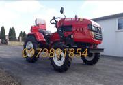 Мототрактор Лідер,  Lider 160 Х, фреза+плуг, трактор, міні трактор, трактор