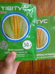 Гербіцид для кукурудзи,  картоплі ТІВІТУС / Тітус