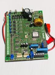 Плата приемно-контрольного прибора Satel CA-6
