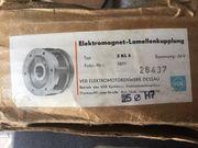 Оригинальные заводские муфты : 3KL5 (VEB ELMO DESSAU)