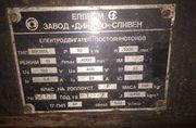 Болгарский двигатель постоянного тока МР160,  30кВт