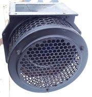 Наездник(вентилятор охлаждения) болгарского двигателя постоянного тока